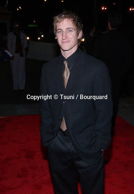 RJ Knoll arriving at the premiere of Orange County on the Paramount lot in Los Angeles. January 7, 2002.           -            KnollRJ12.jpg