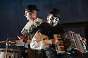 TIGER LILLIES PERFORM HAMLET has its UK premiere at the Queen Elizabeth Hall, Southbank Centre. Picture shows: The Tiger Lillies.