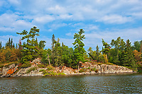 Island in Lake of the Woods<br />Kenora District<br />Ontario<br />Canada