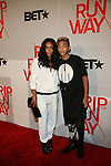 Jada Pinkett Smith and Jaden Smith Attend Rip The Runway 2013 Hosted by Kelly Rowland and Boris Kodjoe Held at the Hammerstein Ballrom, NY   2/27/13