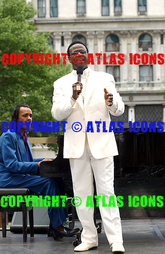 AL GREEN; CBS's The Early Show.Photo Credit: Eddie Malluk/Atlas Icons.com