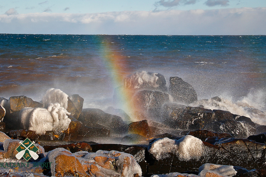 &quot;Winter Rainbow&quot;<br />