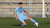 Matty Rain of Burnley U23's during Crystal Palace Under-23 vs Burnley Under-23, Premier League Cup Football at Champion Hill Stadium on 6th February 2020
