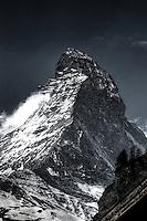 Somber Matterhorn