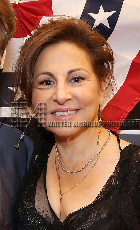 Kathy Najimy attends the Broadway Opening Night Performance for 'Michael Moore on Broadway' at the Belasco Theatre on August 10, 2017 in New York City.