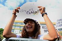 Grupos de la sociedad civil reclaman frente a la Suprema Corte de Justicia que el senador pelede&iacute;sta F&eacute;lix Bautista sea enjuiciado por el expediente de corrupci&oacute;n y lavado sometido por el Ministerio P&uacute;blico<br /> Fotos: Carmen Su&aacute;rez/acento.com.do<br /> Fecha: 27/03/2015