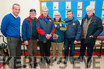 Killocrim Community Alert : Pictured at Killocrim NS at the inaugural meeting of the Killocrim Community Alert on Monday night last were Cllr. Mike Kennelly, Mike Sheehy, Paudie Lynch, Patsy Allen, John Kennelly & Eddie Hayes.