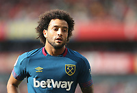 West Ham United's Felipe Anderson<br /> <br /> Photographer Rob Newell/CameraSport<br /> <br /> The Premier League - Arsenal v West Ham United - Saturday August 25th 2018 - The Emirates - London<br /> <br /> World Copyright © 2018 CameraSport. All rights reserved. 43 Linden Ave. Countesthorpe. Leicester. England. LE8 5PG - Tel: +44 (0) 116 277 4147 - admin@camerasport.com - www.camerasport.com