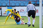 Drogheda Utd v St Johnstone 07.07.11