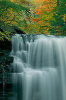 Erie Falls,  Ganoga Glenn<br />