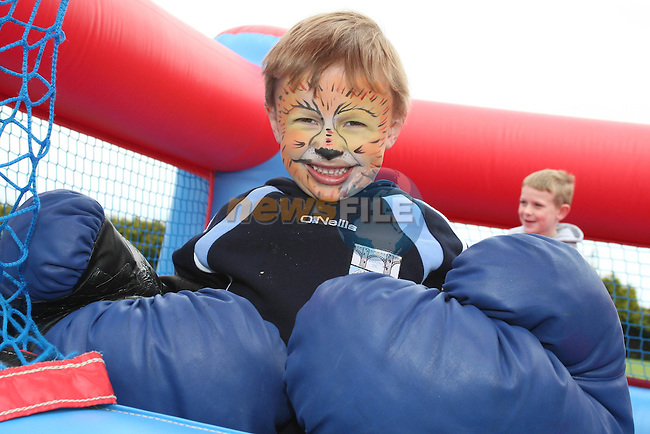 Danny Nugent at the Newtown Blues Sports Day....Photo NEWSFILE/Jenny Matthews.(Photo credit should read Jenny Matthews/NEWSFILE)....This Picture has been sent you under the condtions enclosed by:.Newsfile Ltd..The Studio,.Millmount Abbey,.Drogheda,.Co Meath..Ireland..Tel: +353(0)41-9871240.Fax: +353(0)41-9871260.GSM: +353(0)86-2500958.email: pictures@newsfile.ie.www.newsfile.ie.FTP: 193.120.102.198.