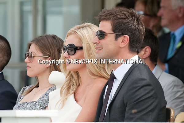"Katerine Jenkins and Gethin Jones.Cartier Polo 2010 at Guards Polo Club, Windsor_25/07/2010..Mandatory Photo Credit: ©Dias/Newspix International..**ALL FEES PAYABLE TO: ""NEWSPIX INTERNATIONAL""**..PHOTO CREDIT MANDATORY!!: NEWSPIX INTERNATIONAL(Failure to credit will incur a surcharge of 100% of reproduction fees)..IMMEDIATE CONFIRMATION OF USAGE REQUIRED:.Newspix International, 31 Chinnery Hill, Bishop's Stortford, ENGLAND CM23 3PS.Tel:+441279 324672  ; Fax: +441279656877.Mobile:  0777568 1153.e-mail: info@newspixinternational.co.uk"