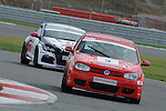 Paul Taylor - Father & Son Racing Volkswagen Golf R32 Mk5