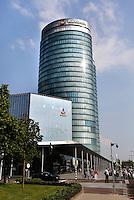 Hoofdkantoor van de Rabobank in Utrecht