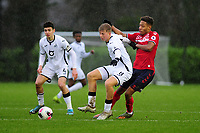 Kees De Boer of Swansea City u23s' in action during the Premier League 2 Division Two match between Swansea City u23s and Middlesbrough u23s at Swansea City AFC Training Academy  in Swansea, Wales, UK. Monday 13 January 2020.
