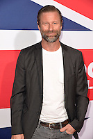 "01 March 2016 - Hollywood, California - Aaron Eckhart. ""London Has Fallen"" Los Angeles Premiere held at ArcLight Cinemas Cinerama Dome. Photo Credit: Koi Sojer/AdMedia"