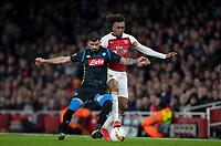 Arsenal v Napoli - Europa League QF 1st leg - 11.04.2019