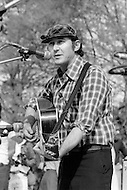 May 11th 1975, Manhattan, New York.<br /> Phil Ochs,  appeared at The War Is Over concert in New York's Central Park in front of a crowd of more than 100.000 people.