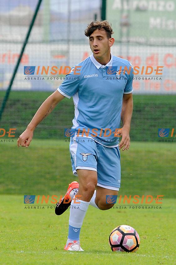 Luca Germoni <br /> Calcio Lazio 2016/2017 <br /> Foto Insidefoto