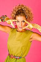 Commercial photographs of Lauren Wells, by Korey Akinbami,for Laytona Beckum - Makemeover