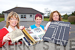 MEMORIES: Staff at Douglas national school, Killorglin which is inviting past pupils to submit photos and memorabilia for a display to mark 125 years of the school, l-r: Sheila Hurley, Delores Johnson (Principal), Christina Murphy.