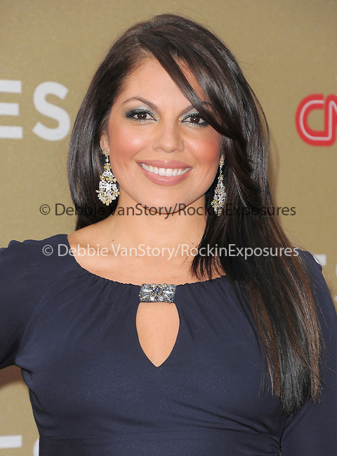 Sara Ramirez attends CNN Heroes - An Allstar Tribute held at The Shrine Auditorium in Los Angeles, California on December 11,2011                                                                               © 2011 DVS / Hollywood Press Agency