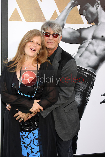"Eliza Roberts, Eric Roberts <br /> at the ""Magic Mike XXL"" Premiere, TCL Chinese Theater, Hollywood, CA 06-25-15<br /> David Edwards/DailyCeleb.com 818-249-4998"