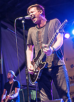 Jonny Lang performs at the 2013 Blues and BBQ Festival in New Orleans, LA.