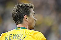 MELBOURNE, AUSTRALIA - OCTOBER 14: Harry Kewell from Australia in a AFC Asian Cup 2011 match between Australia and Oman at Etihad Stadium on October 14, 2009 in Melbourne, Australia. Photo Sydney Low www.syd-low.com