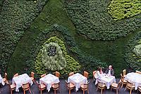 Restaurant Padrinos Centro Historico, Mexico City, Historic Center.  Mexico