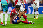 Atletico de Madrid's Diego Costa during La Liga match. August 25, 2018. (ALTERPHOTOS/A. Perez Meca)
