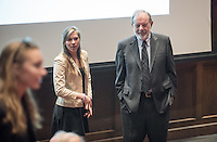 The Occidental College Phi Beta Kappa Speaker Series presents Robert Bjork, underwritten by the Ruenitz Trust Endowment in honor of Dr. and Mrs. Robert C. Ruenitz, on April 26, 2016 in Choi Auditorium. Introduction by Sarah Browning '16.<br />