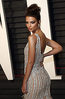 www.acepixs.com<br /> <br /> February 26 2017, LA<br /> <br /> Emily Ratajkowski arriving at the Vanity Fair Oscar Party at the Wallis Annenberg Center for the Performing Arts on February 26 2017 in Beverly Hills, Los Angeles<br /> <br /> By Line: Famous/ACE Pictures<br /> <br /> <br /> ACE Pictures Inc<br /> Tel: 6467670430<br /> Email: info@acepixs.com<br /> www.acepixs.com