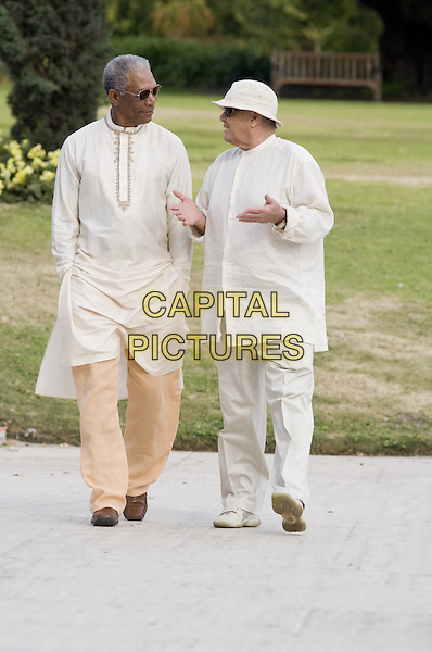 Morgan Freeman, Jack Nicholson<br /> in The Bucket List (2007) <br /> *Filmstill - Editorial Use Only*<br /> CAP/NFS<br /> Image supplied by Capital Pictures