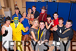 The Contestants at the Laune Rangers Strictly Come Dancing in the CYMS on Saturday night l-r: Susan Joy Sheehan, Johnny Costello, Frank Walsh, Carina O'Shea, Toiriosa Ferris, Tom McGillicuddy, Bridie courtney, dan McCarthy, Mags Evans, John Francis Flynn, Ann O'Sullivan and Eamon Ahern with Gary Flynn and Amanda Lane center