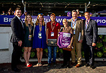 November 3, 2018 : Best Turned Out for the Longines Breeders' Cup Distaff on Breeders Cup World Championships Saturday at Churchill Downs on November 3, 2018 in Louisville, Kentucky. Bill Denver/Eclipse Sportswire/CSM