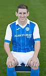 St Johnstone FC Season 2017-18 Photocall<br />Blair Alston<br />Picture by Graeme Hart.<br />Copyright Perthshire Picture Agency<br />Tel: 01738 623350  Mobile: 07990 594431
