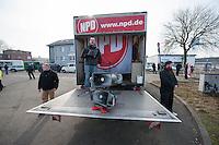 2014/03/01 Berlin | NPD-Wahlkampfkundgebungen