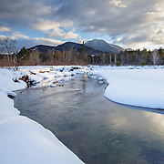 This is the image for February in the 2016 New Hampshire calendar. Swift River in Albany, New Hampshire USA. The calendar can be purchased here: http://bit.ly/1AJwgpB