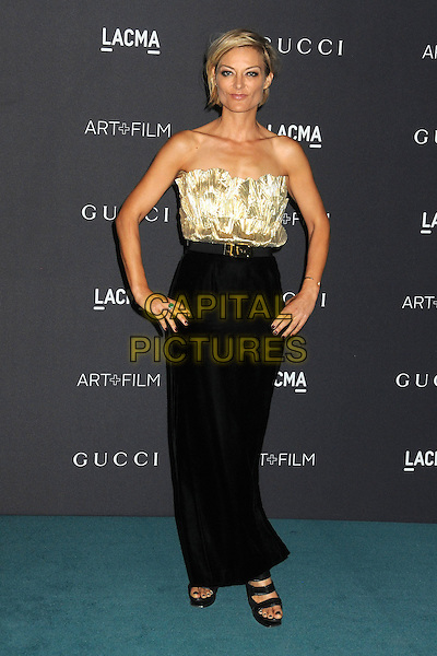 7 November 2015 - Los Angeles, California - Lucy Walker. LACMA 2015 Art+Film Gala held at LACMA.  <br /> CAP/ADM/BP<br /> &copy;BP/ADM/Capital Pictures