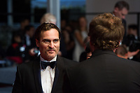 Joaquin Phoenix at the premiere of 'You Were Never Really Here' at the 70th Festival de Cannes.<br /> May 27, 2017  Cannes, France<br /> Picture: Kristina Afanasyeva / Featureflash