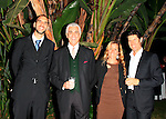 LOS ANGELES - OCT 24: Stefan Heigl, Christopher Dostal, guests at the Austrian National Day Celebration in the Residence of the Consul on October 24, 2013 in Los Angeles, California