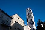 Tel Aviv - Edifici moderni in centro città