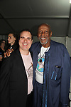Kenneth Del Vecchio & Louis Gossett, Jr. at Hoboken International Film Festival - 13th year -  in Greenwood Lake, New York - at the opening night Gala on May 18, 2018 honoring Louis Gossett, Jr. with HIFF's Lifetime Achievement Award in Acting. (Photo by Sue Coflin/Max Photo)