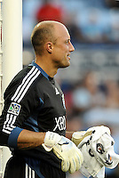 Kasey Keller goalkeeper Seattle Sounders... Sporting Kansas City were defeated 1-2 by Seattle Sounders at LIVESTRONG Sporting Park, Kansas City, Kansas.