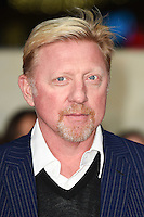 LONDON, UK. November 28, 2016: Boris Becker at the &quot;I Am Bolt&quot; World Premiere at the Odeon Leicester Square, London.<br /> Picture: Steve Vas/Featureflash/SilverHub 0208 004 5359/ 07711 972644 Editors@silverhubmedia.com
