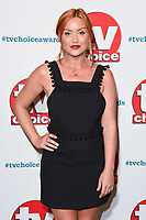 LONDON, UK. September 10, 2018: Arielle Free at the TV Choice Awards 2018 at the Dorchester Hotel, London.<br /> Picture: Steve Vas/Featureflash