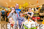 At the Garvey's Supervalu Tralee  25th anniversary celebration and fun day were Mike Quill, Sophie Quill, Jacob Quill, Sarah Quill with Helen O'Farrell