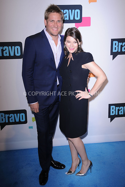 WWW.ACEPIXS.COM . . . . . .April 3, 2013...New York City....Curtis Stone and Gail Simmons attend the 2013 Bravo New York Upfront at Pillars 37 Studios on April 3, 2013 in New York City ....Please byline: KRISTIN CALLAHAN - ACEPIXS.COM.. . . . . . ..Ace Pictures, Inc: ..tel: (212) 243 8787 or (646) 769 0430..e-mail: info@acepixs.com..web: http://www.acepixs.com .