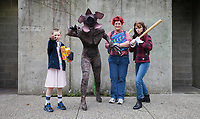Emerald City Comicon, Seattle, WA, USA.